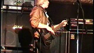 "John Entwistle's solo band, 1997, playing the Who's 'The Real Me"", Great rare footage!"