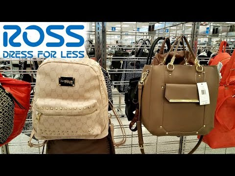 Shop With ME Ross NAME BRAND HANDBAGS GUESS, BEBE, ANNE KLEIN  FEBRUARY 2018