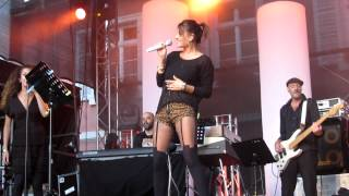 SARAH CONNOR - Leave With A Song live Sommersound Festival Schopfheim 14.07.12 / Sarah Connor Daily