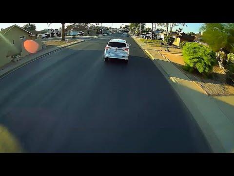 Geprc Cinelog 35HD Caddx Polar Vista FPV Before Dusk Chasin Cars(ND16 Filter)