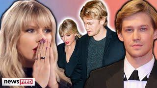 Taylor Swift Reveals SAD Reason She & Joe Alwyn Bonded!