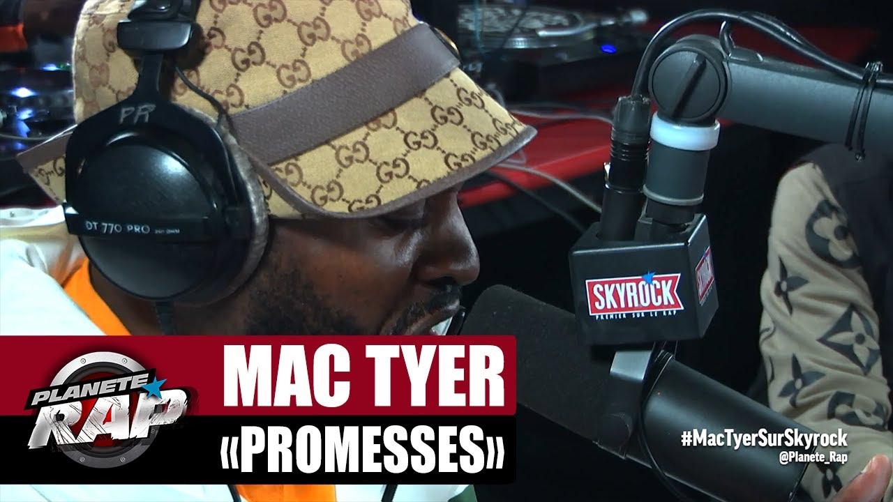 """Mac Tyer """"Promesses"""" #PlanèteRap"""