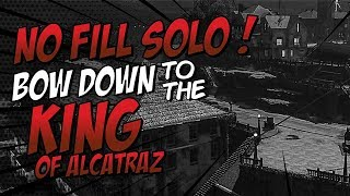 NO FILL SOLO - BOW DOWN TO THE KING OF ALCATRAZ!!!