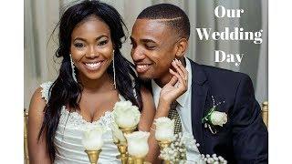 INTIMATE GARDEN WEDDING OF COURTNEY AND MICKHA| CLASSY WEDDING ON A BUDGET