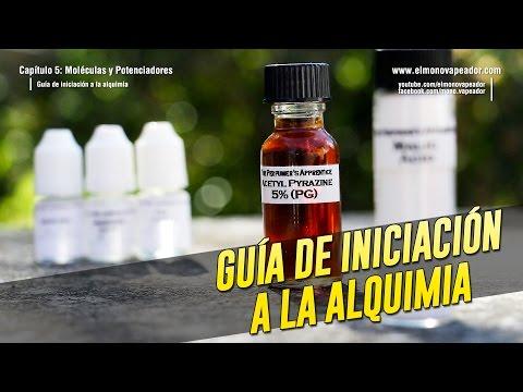 Guia de iniciacion a la alquimia (cigarrillo electronico) ¿como hacer liquido para vapear?