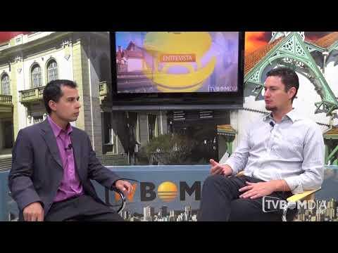 Bom Dia Entrevista - Prefeito de Barra do Rio Azul - Marcelo Arruda