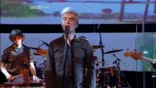 David Byrne This Must Be The Place Live Jools Holland 2004