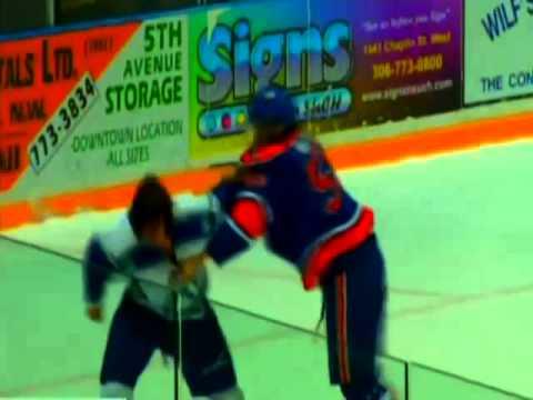 Tanner LeSann vs. Austin Wagner