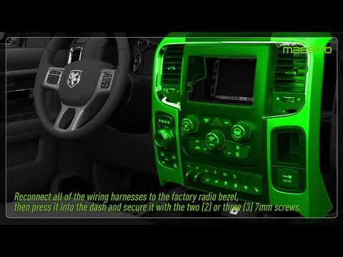 Video tutorial showing how to complete the  installation of the RAM1 and Maestro module.
