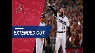 Extended Cut of Archie Bradley's two-run triple
