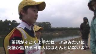 【驚愕】岡山後楽園で観光ガイドする子供達が凄すぎる!