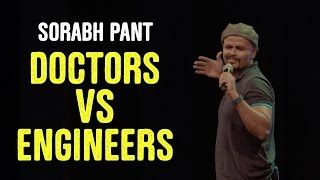 EIC Sorabh Pant On Doctors & Engineers