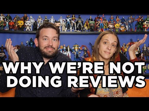 Why We're Not Doing Reviews of Flash & Arrow