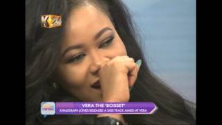 Talk Central: Vera Sidika: I Show People What They Want To See