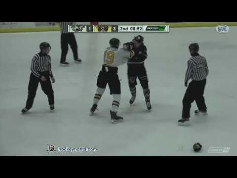 Braidan Simmons-Fischer vs. Isaac Henkemeyer-Howe