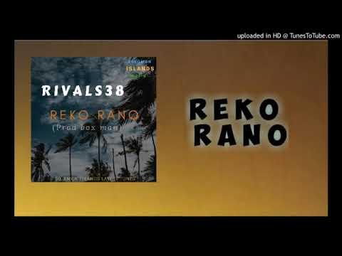 Rivals 38 - Reko Rano (Pro. Box Man) 2019 PEDRADA LANÇAMENTO NOVO