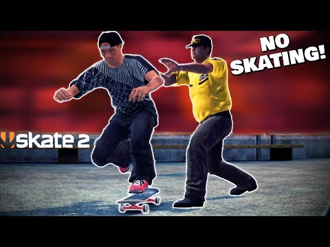 "SKATE 2 - MongoCorp No Skating Zones | ""YOU CAN'T SKATE HERE"""