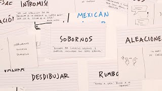 Learning Spanish with Sketchnotes