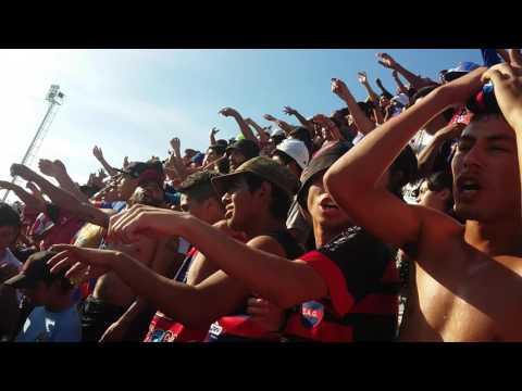 """""""La hinchada del Club Atletico Güemes alentando como siempre"""" Barra: Los Pibes • Club: Güemes"""