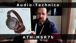 Audio-Technica MSR7b im Test - Derzeit der beste geschlossene Kopfhörer unter 300€