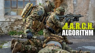 Combat Medic Essentials │ Part 2: The M.A.R.C.H. Algorithm