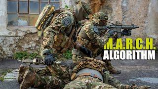 Combat Medic Essentials │ Part 2: The M.A.R.C.H. Algorithm