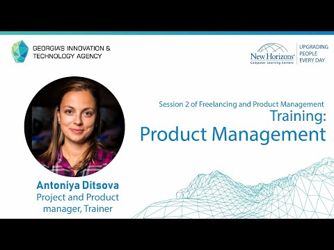 Product Management, Session 2 of Freelancing and Product ...