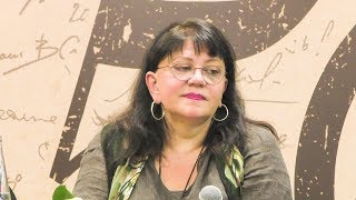 Татьяна Толстая в Московском Доме Книги 02.08.2017 (Часть 1)