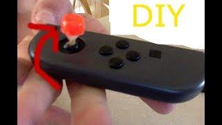 DIY! Life Hack! How To Fix A Nintendo Switch Controller Joystick 🕹