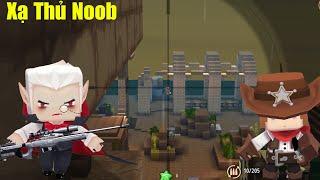 MINI GAME : PUBG MINI WORLD MAP MỚI ĐỒ MỚI ** XẠ THỦ NOOB TRỔ TÀI