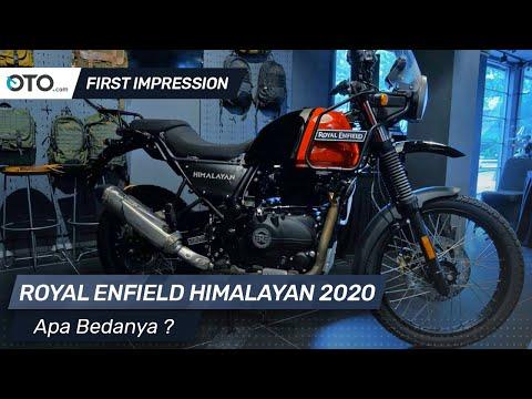 Royal Enfield Himalayan 2020 | First Impression | Apa Bedanya? | OTO.com