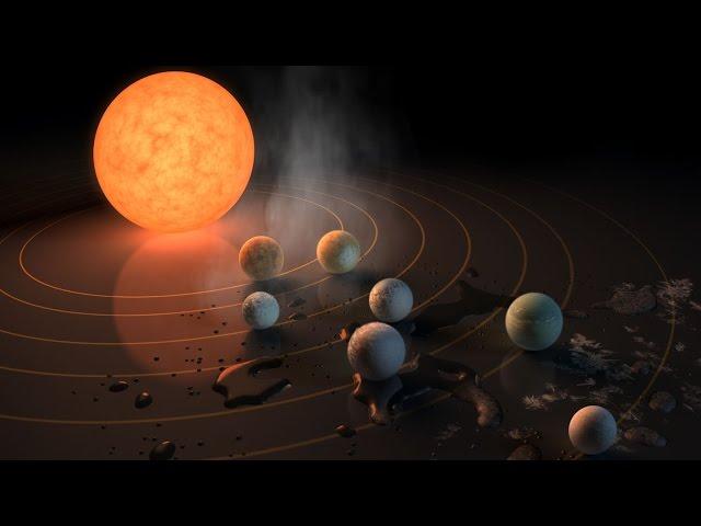 NASA TRAPPIST-1 News