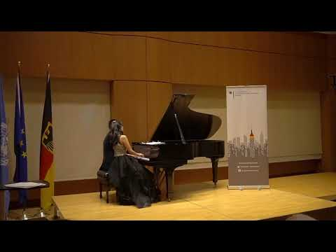 Wenting &Jingci Piano Duo Concert, Mannes Sounds Festival, German Consulate NYC