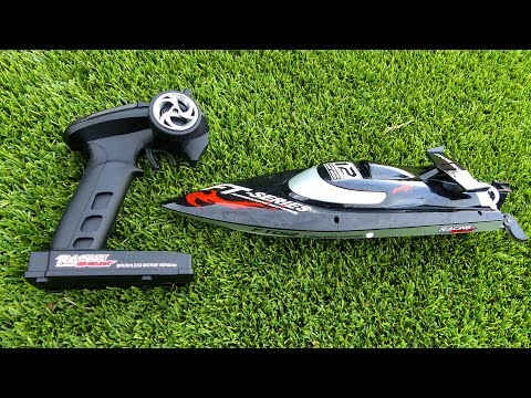 Fast RC Racing Boat Review
