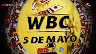 Interjet Interjet USA and Mexico presents the WBC Adolfo López Mateos belt