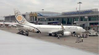 Yangon International Airport, Myanmar (Burma)