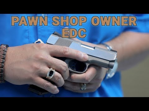 Download See What This Pawn Shop Owner Conceal Carries Every Day Mp4 HD Video and MP3