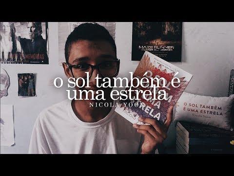 O Sol também é uma estrela, da Nicola Yoon | Um Bookaholic