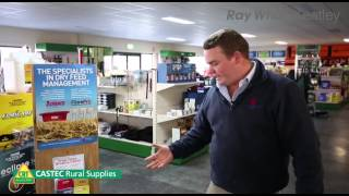 Causes, Effects and Treatments of Grass Tetany - A tutorial with Castec