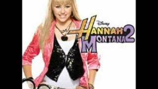 Bigger Than Us Hannah Montana (FULL VERSION HQ)