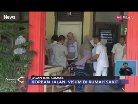 TRAGIS! Bidan Desa Ogan Ilir Dirampok dan Diperkosa, Polisi Buru Pelaku - iNews Siang 22/02