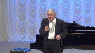 Михаил Казиник - концерт в Нижнем Новгороде, 21.11.2014