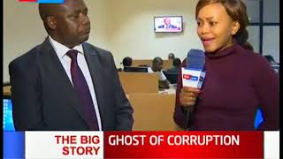 The Big Story: The Ghost of Corruption comes back to haunt Amos Wako?