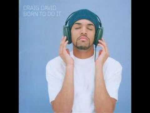 Craig David ft Artful Dodger - Re-Rewind