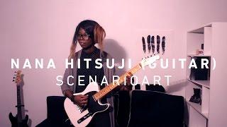[Leivvi] (HQ) Scenarioart - ナナヒツジ (Nana Hitsuji) guitar cover ギター弾いてみた + TAB