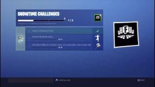 Fortnite Marshmallow Challenge #2 & #3