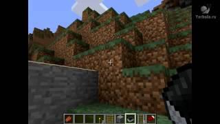 Как в minecraft ездить на вагонетке