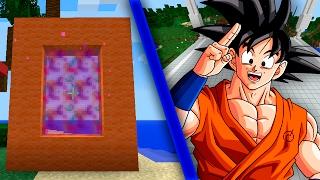 Minecraft Portal De Dragon Ball Videos