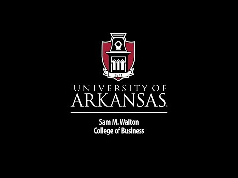 University of Arkansas - 2017 Sam M. Walton College of Business Commencement