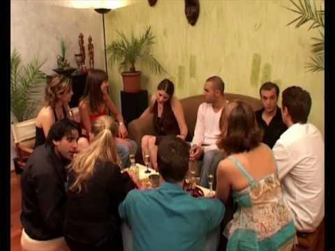 Une soirée entre amis